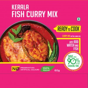 Fish Curry Mix