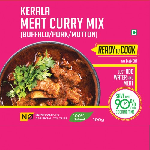 Meat Curry Mix