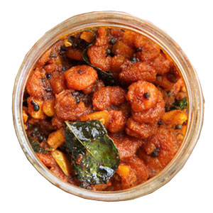 Prawns Pickle-Home Made