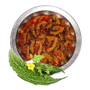 Karela Pickle-Home Made