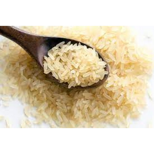 Parboiled white Rice-1Kg