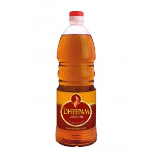 Lamp Oil - 1 ltr Deepam