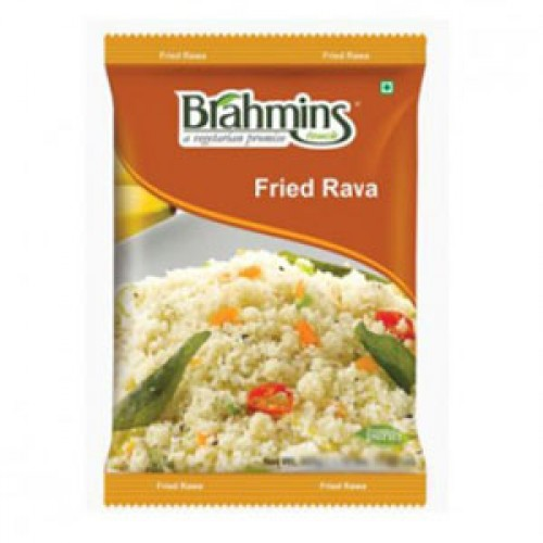 Fried Rava