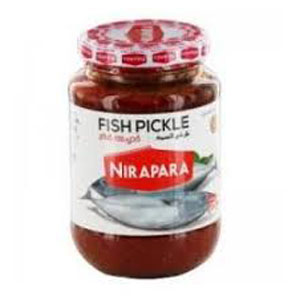 Fish Pickle -Nirapara