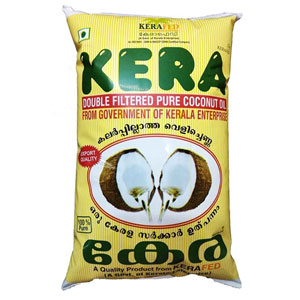 Coconut Oil-1 Ltr-Kera
