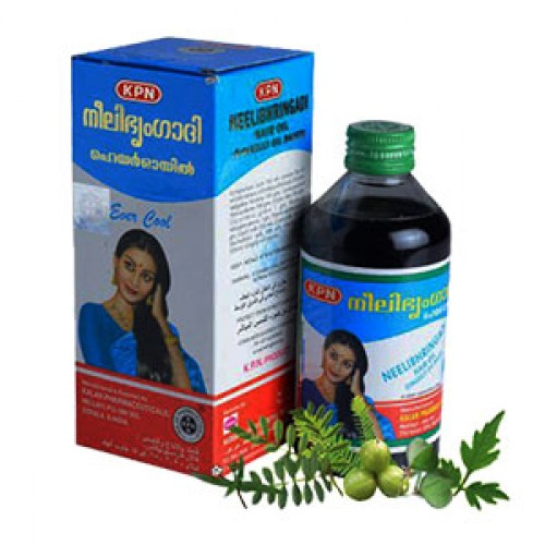 Neeli Bringadi Hair Oil